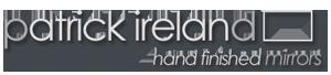 Patrick Ireland Mirrors Logo