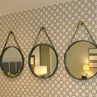 Mayfield Framed Mirror