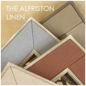 Alfriston Linen Mirror