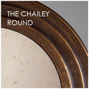 Chailey Round Mirror
